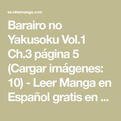 Barairo no Yakusoku Vol.1 Ch.3 página 5 (Cargar imágenes: 10) - Leer Manga en Español gratis en NineManga.com