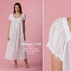Ночная сорочка Celestine Bibiane-2 NH Cotton Nighties, Cotton Lingerie, Lingerie Sleepwear, Nightwear, Cotton Dresses, Pretty Lingerie, Vintage Lingerie, Night Gown Dress, Dress Up