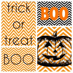 Halloween Printables {Halloween Prints} - Two Twenty One
