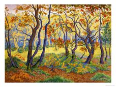 Edge of the Forest Prints by Paul Ranson at AllPosters.com