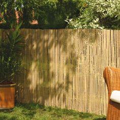 Canisse bambou L.3 x H.1m - CASTORAMA