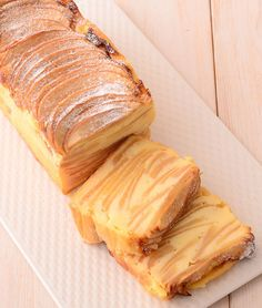 Köstliche Desserts, Sweets Recipes, Apple Recipes, Delicious Desserts, Cake Recipes, Cooking Recipes, Yummy Food, Bread And Pastries, Cafe Food