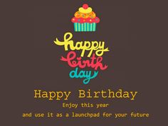 Happy Birthday Wishes Quotes With Cards Greeting
