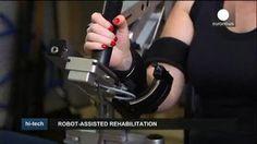 Robots para luchar contra el ictus