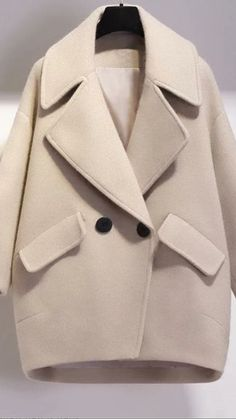 Office Outfits, Casual Outfits, Muslim Fashion, Winter Coat, Blazer Jacket, What To Wear, Coats, My Style, Womens Fashion