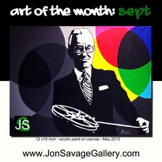 Art of the month: September - Ernest Marshall - Deaf Film Pioneer