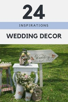 Gorgeous Wedding Decor Ideas Collections - Elegant And Low Cost Wedding Decor Idea Are Available For You. Just Simply One Click Away. Come To Our Page Now! #weddingdecoration