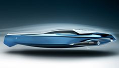 Rolls-Royce 450EX luxury yacht concept brings refinement to the seas | diseno-art.com