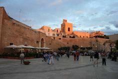 Le mura di Otranto