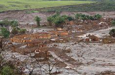 Águas de Pontal: Conheça alguns dos maiores desastres com barragens...