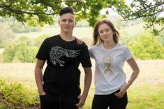 #slowfashion#ethical#sustainablefashion#organic#screenprinting#natural#fairtrade Uk Fashion, Slow Fashion, T Shirts Uk, T Shirts For Women, Organic Cotton T Shirts, Screenprinting, Mens Sweatshirts, Sustainable Fashion, How To Make