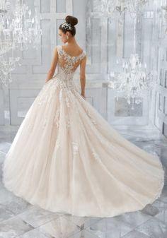 Massima Wedding Dress | Style 5573 | Morilee