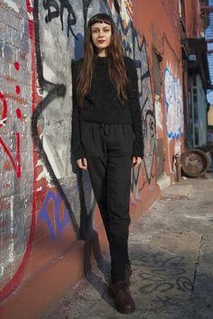 【ELLEgirl】 Marissa(25)/セラピスト|STREET STYLE / ニューヨークスナップ|エル・ガール・オンライン