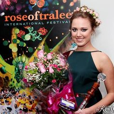 2015 Queensland Rose - Niamh Healy