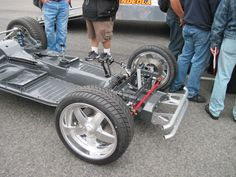vw bug irs race suspension - Google Search