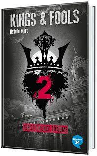 Höhle der Leseratten: Kings & Fools: Verstörende Träume von Silas Matthe...