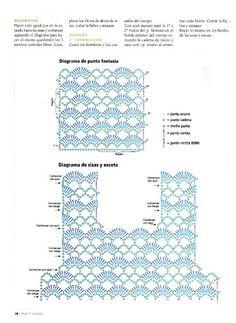 Para Tí Crochet Nº 08 - Melina Crochet - Álbumes web de Picasa