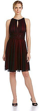 Jessica Howard Keyhole Halter Dress  Was: 90.00$ Now: 54.00$