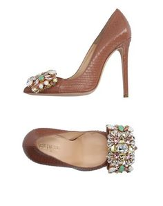 Gedebe Court - Women Gedebe Courts online on YOOX United Kingdom - 11134451 Stilettos, Shoes Heels Pumps, High Heels, Jeweled Shoes, Rhinestone Shoes, Only Shoes, Spike Heels, Luxury Shoes, Crazy Shoes