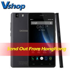 Original doogee x5 3g ponsel android 5.1 1gm ram 8 GB rom MT6580 Quad Core 720 P 8.0MP Kamera Dual SIM 5.0 inch Ponsel
