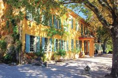 The Martha Stewart of France Has Opened a Hotel in Provence. And Yes, It Looks Perfect. : Condé Nast Traveler