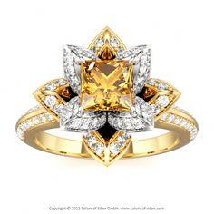 Lotus #Ring