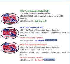 #motorclubofamerica  You can earn weekly payouts by turning $40 into $80 with Motor Club of America. Motor club of America is a well established and profitable company http://www.mymcapro.com/cwilder003/index-1.php#!/page_company Carl Wilder  getpaid0303@gmail.com (661) 742-2669