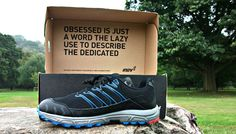 Review of The Inov8 Race Ultra 290 - a shoe designed for the high mileage of ultra-running