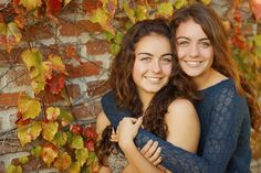 Sisters Senior Portraits with Mia & Quinn Xifo at the San Juan Capistrano train station.