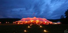 Sperry Tents Southeast // Skyline Tent Company
