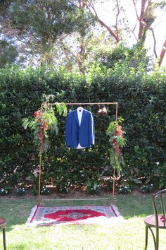Arbour or outdoor wardrobe you decide. Wedding Rustic, Wedding Fun, Budget Wedding, Wedding Ceremony, Wedding Flowers, Wedding Venues, South Coast Nsw, Arbour, Special Day