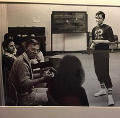 Chasing Spacey           - Kevin Spacey at Juilliard. Photo by Jack Frerer