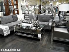 FOCAL POINT STYLING: Z GALLERIE SCOTTSDALE - REOPENING STORE TOUR