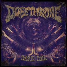 Sound Central Store - Dopethrone - Dark Foil (Limited to 500 copies / 300 on Beer Colored Vinyl) - LP Beer Colored + Insert
