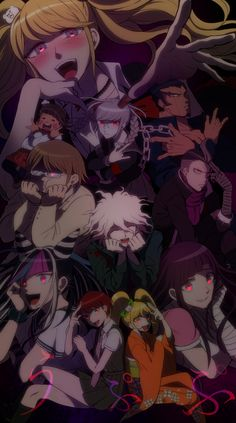 Super Danganronpa 2, Tsumiki Mikan, Togami Byakuya (Super Danganronpa 2), Tanaka Gundam, Komaeda Nagito