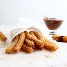 Churros are typical Spanish dessert that can be bought and enjoyed all over Spain. This super easy Homemade Churros recipe what everyone will love.