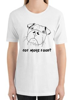 Always hungry… This Pitbull nation T-shirt feels soft and lightweight, with the right amount of stretch. It's comfortable and flattering for women. Funny Apparel and Cute designs on Cuddlezilla.com #Cuddlezilla Funny Outfits, Funny Animal, Cute Designs, Pitbulls, Feels, T Shirts For Women, Mens Tops, Fashion, Moda