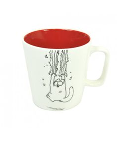 Simon's Cat Mug Front