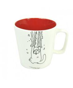 Simon's Cat Mug, Front, £9.98 / $16.98 US Dollars + Shipping   (06.15.14)