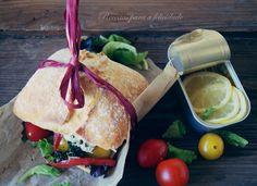 Sanduíche de sardinha com limão e pesto | SAPO Lifestyle