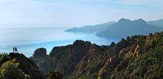 """La """"Ile de la Beauté"""" proporciona bonitas imágenes como esta, muy cerca de Club Med Cargèse - Córcega"""