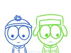 South Park - Stan / Kyle (Style)