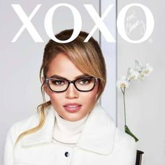 df322638c6 XOXO October Optical Collection—Trendy Mix of Metal and Acetate with Bold  Patterns and Colors