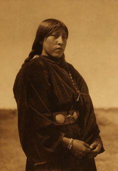 Arapaho Woman, 1910.