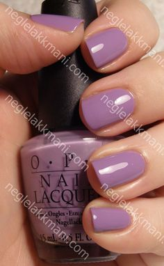 do you lilac it opi