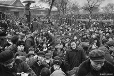 Marc Riboud // China Under Mao. - Beijing 1965
