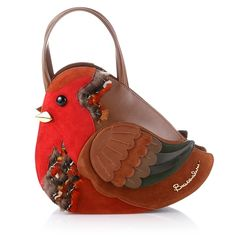 Robin purse.