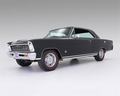 1966 Chevy Nova Super Sport