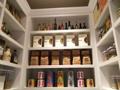 9 Tips To Win The Kitchen Pantry Storage War