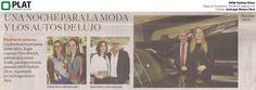 Inchcape Motors: BMW Fashion Show en el diario El Comercio de Perú (24/08/15)